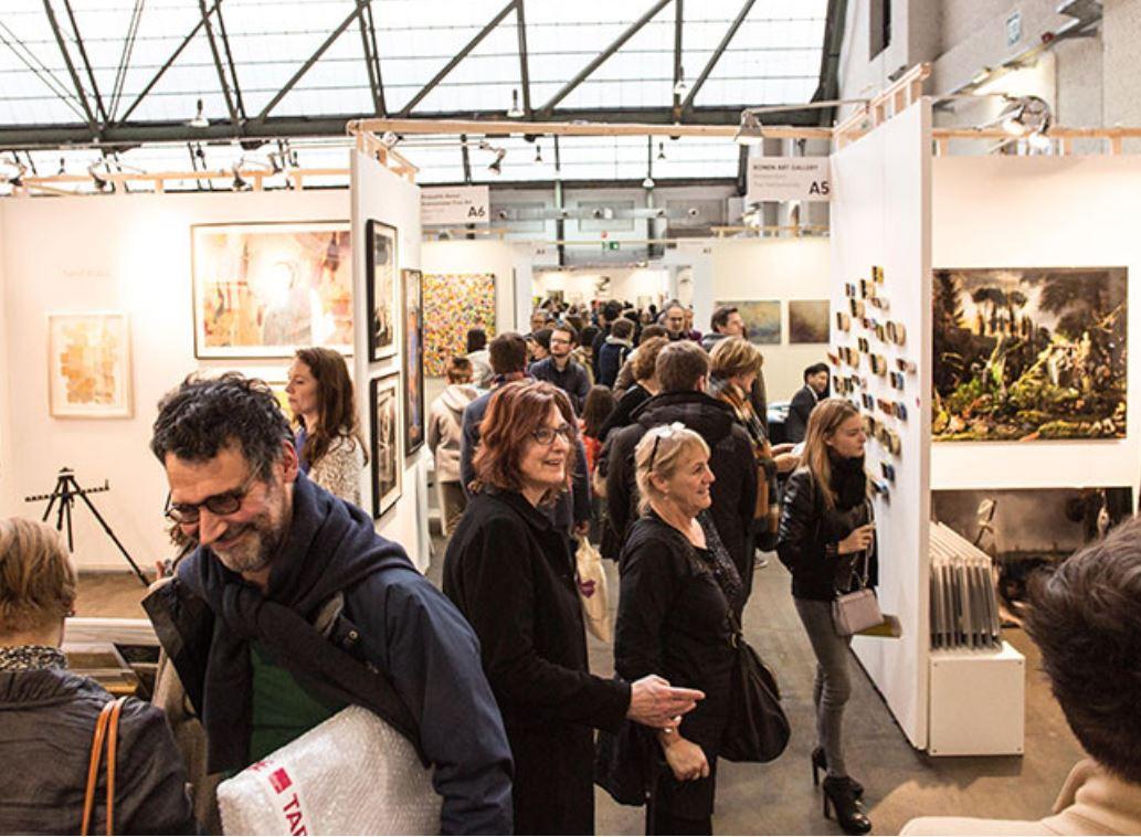 Wertvolle Kunst muss nicht teuer sein: Keil auf der Affordable Art Fair