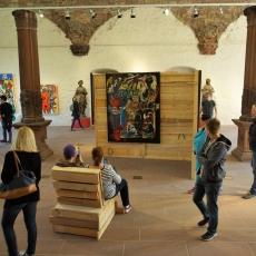 Leben im Farbrausch 2 - Impressionen aus dem Schloss Heidelberg