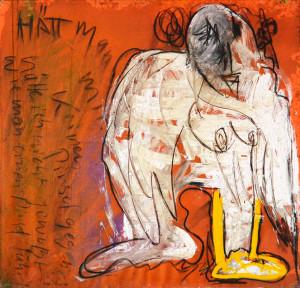 Gelber Stiefel – Peter Robert Keil