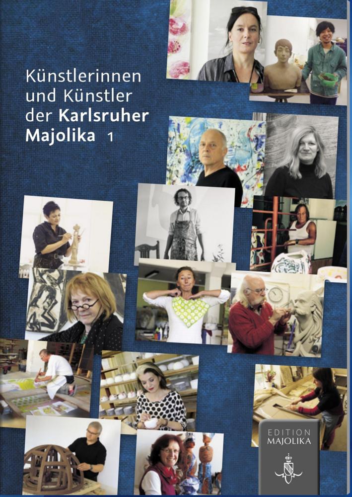Künstler der Karlsruher Majolika_web